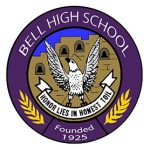Bell High School Los Angeles logo