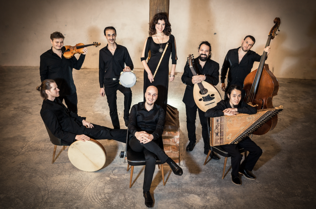 Photo of a group of musicians